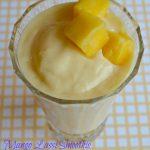Mango Lassi Smoothie