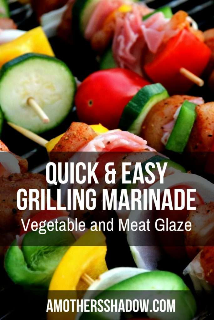 Quick & Easy Grilling Marinade