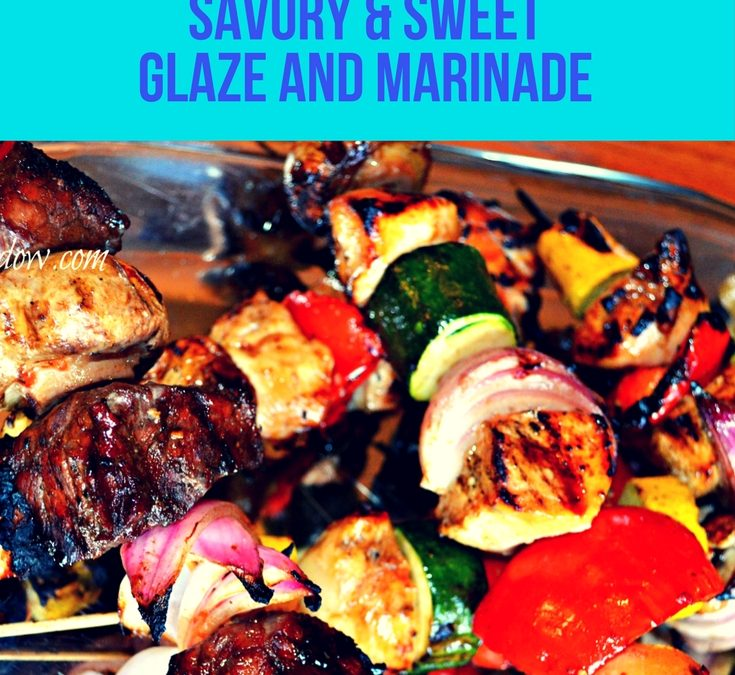 Savory & Sweet Glaze and Marinade