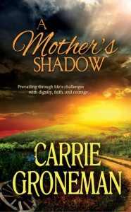 A MOTHER'S SHADOW - Front Cover (for Amazon)