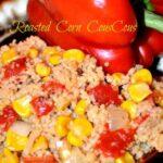 Roasted Corn Couscous