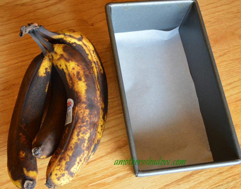 Shirley's Banana Bread