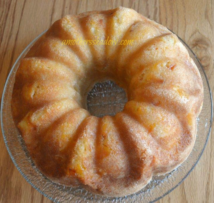 Fresh Peach Bundt Cake Recipes