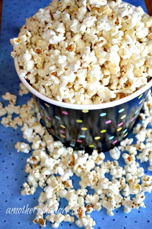 EASY make your own Old Fashioned Popcorn