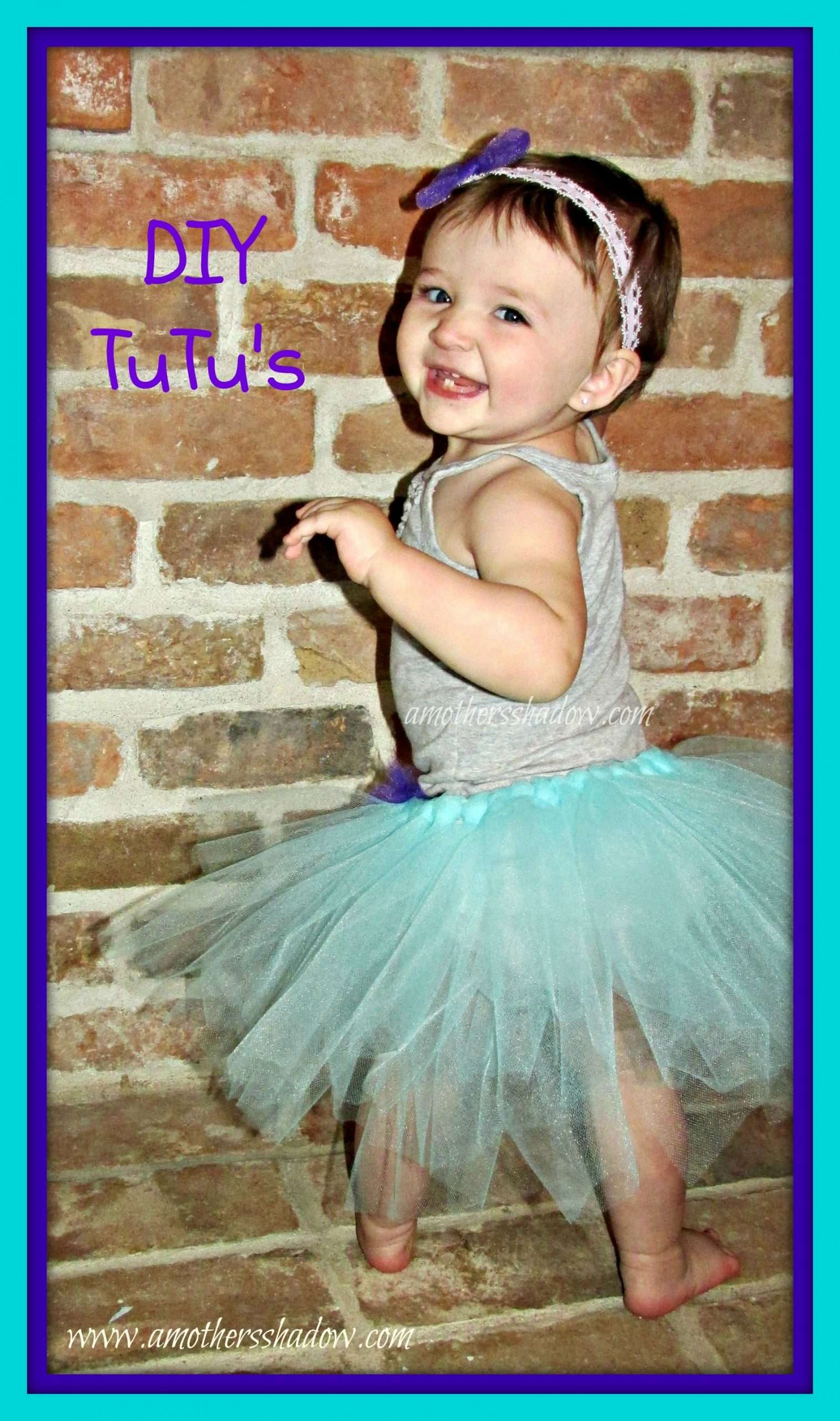Easy DIY Tutus For All Ages