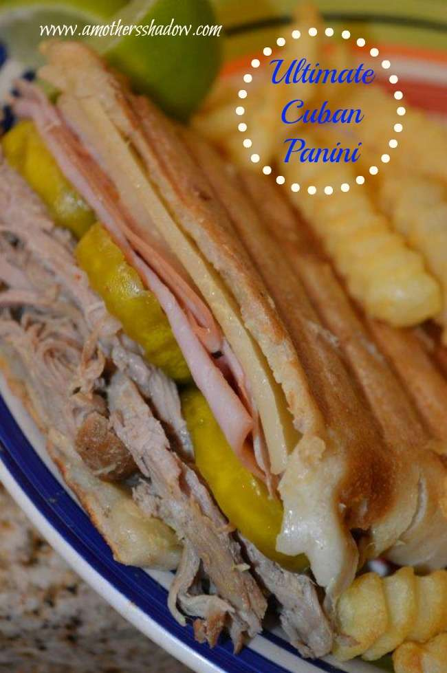 Ultimate Cuban Panini