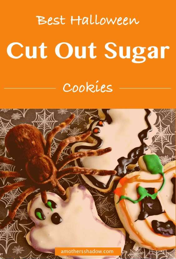 Best Cut Out Halloween Sugar Cookies