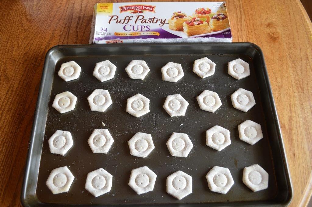 Petitte Puff Pastry 1