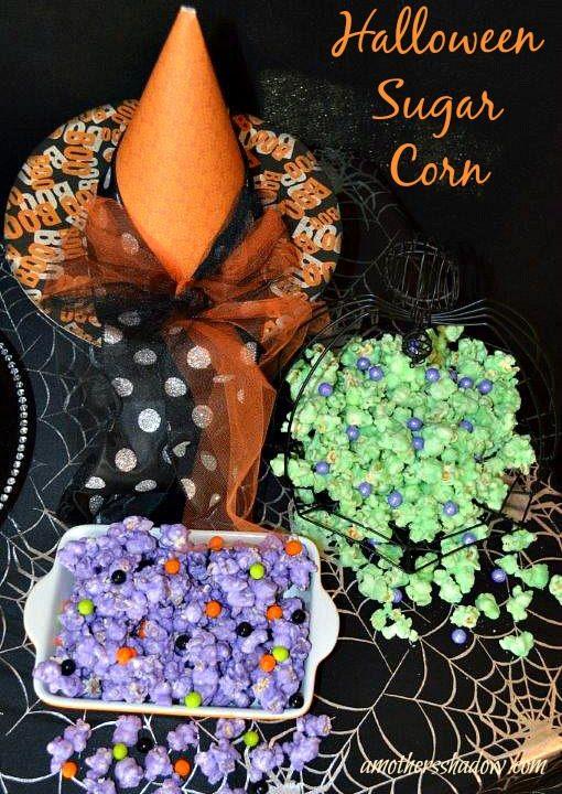 Halloween Sugar Corn