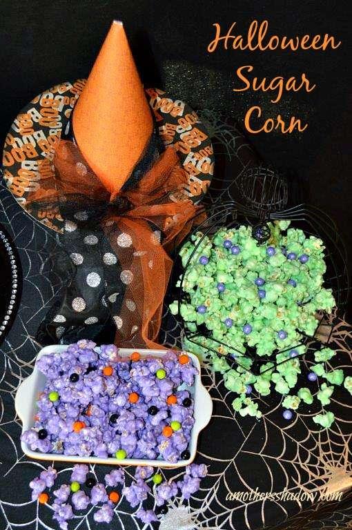 Halloween Mother Goose PopCorn