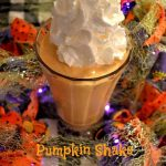 BEST Pumpkin Pie Milkshake & Smoothie