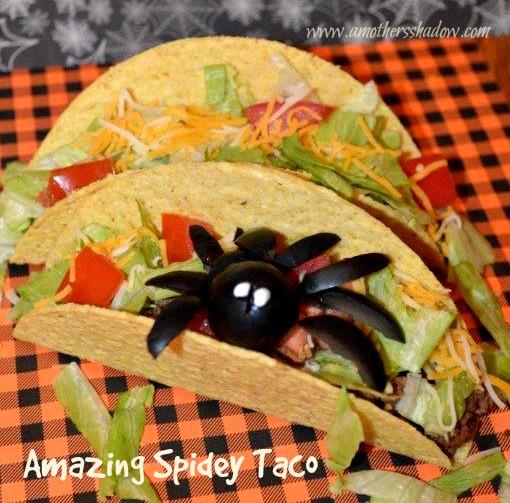 Spider Taco