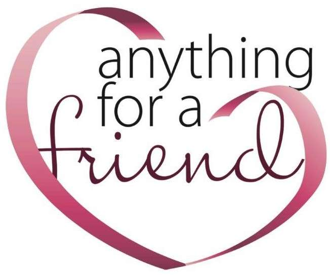 'Anything For A Friend' Fund Raiser