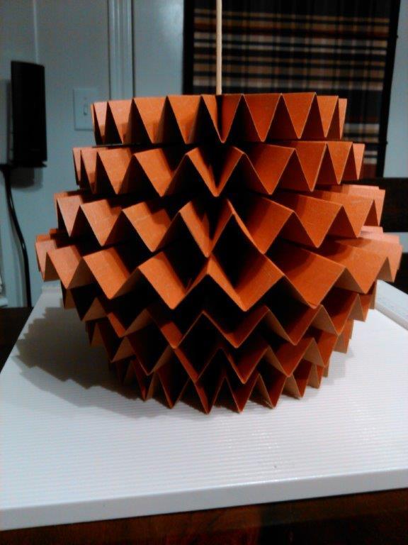3D Pumpkin 11