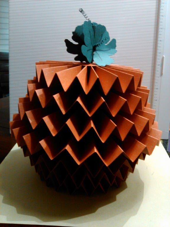 3D Pumpkin 13