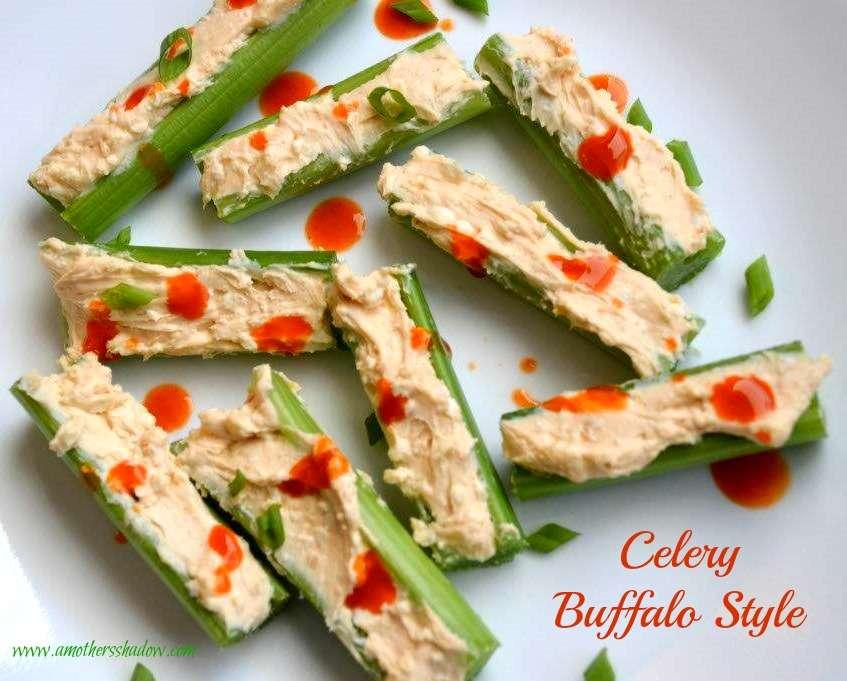 Celery Buffalo Style