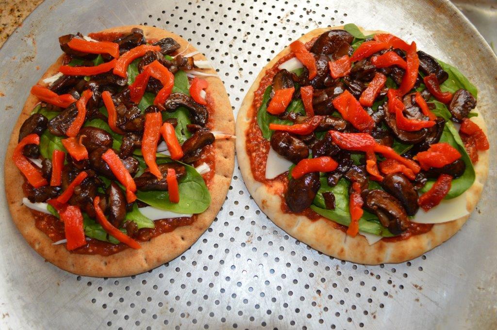 Guiltless Pizza 6