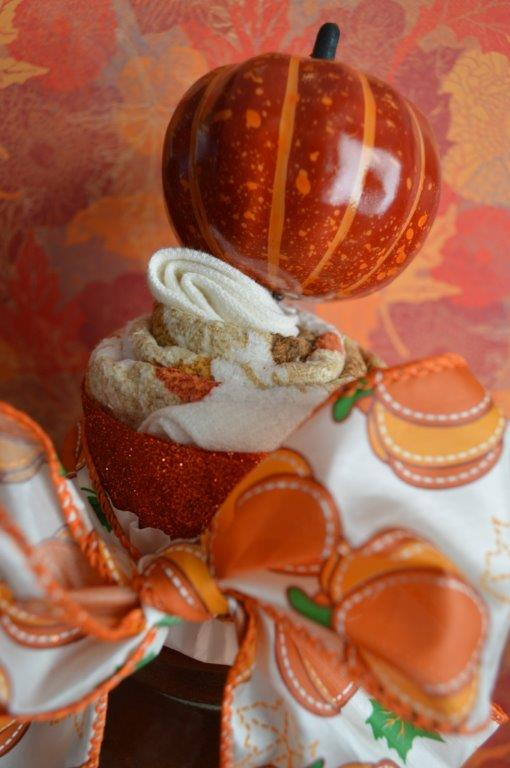 Sweet Towel Cupcake 12