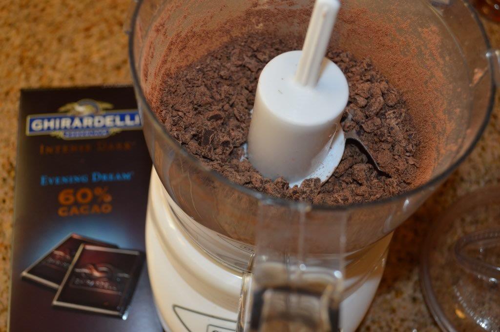 Guilt Free Intense Chocolate Tartlets 2