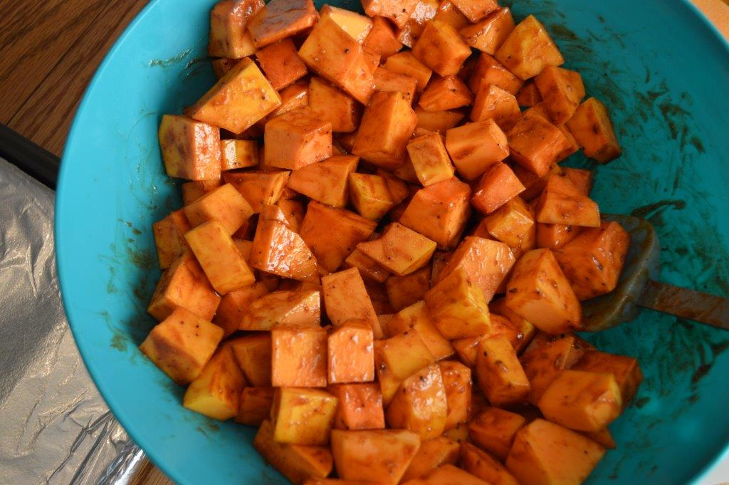 Roasted Butter Nut Squash 7