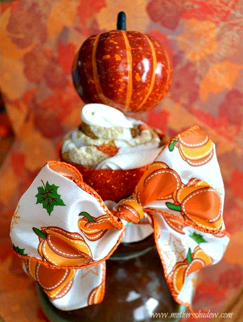 Sweet Towel Cupcake