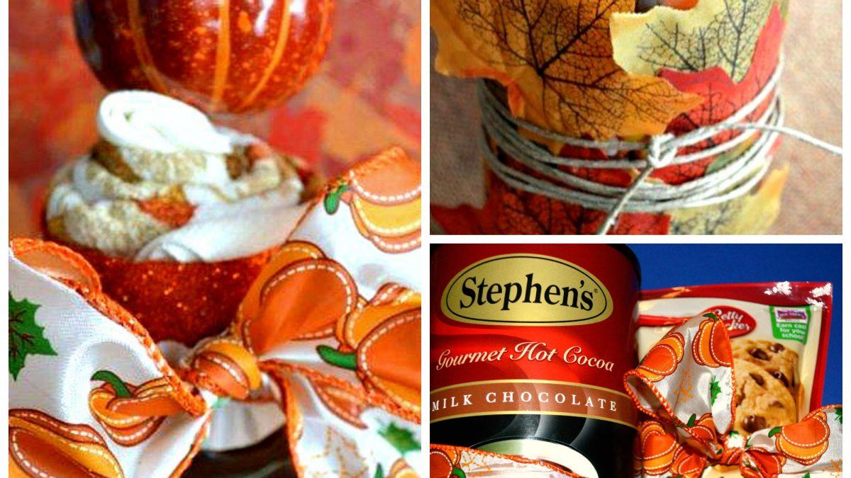 Hostess Gifts, Thanksgiving, gratitude, kindness, grateful