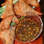 Crispy Pork Filled Wontons & Dipping Sauce