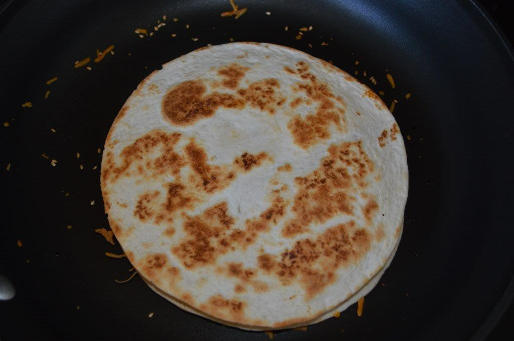 Sweet Chili Quesadilla 15