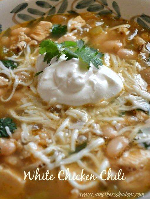 White Chicken Chili 1
