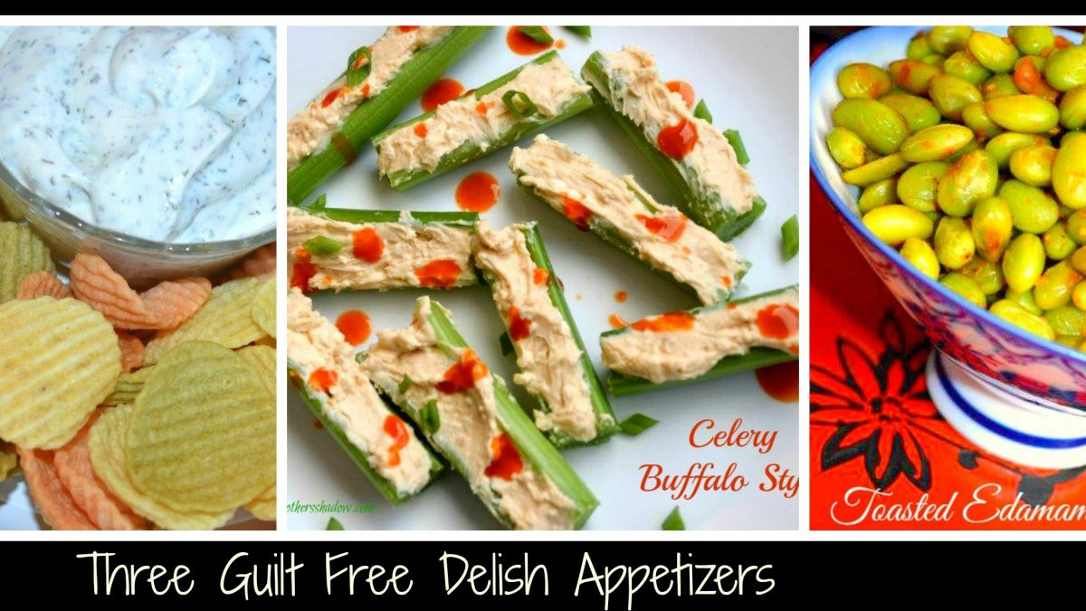Guilt Free Appetizers