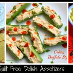 3 Guilt Free Appetizers