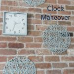 DIY Clock Makeover