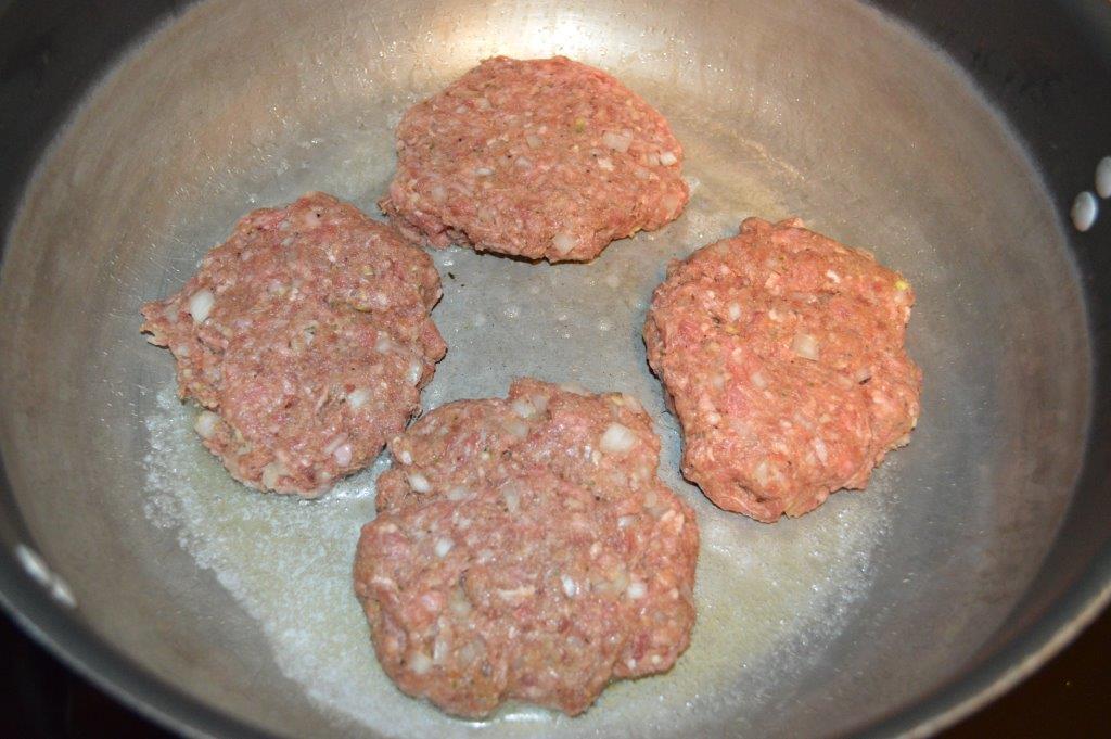 Homemade Salisbury Steak and Mushroom Gravy