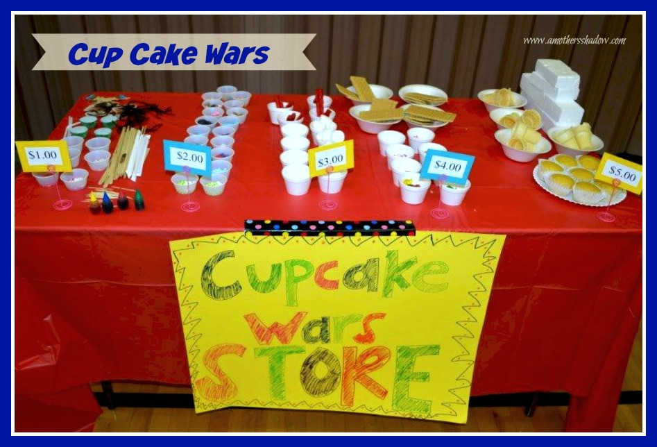 Cup Cake Wars 10