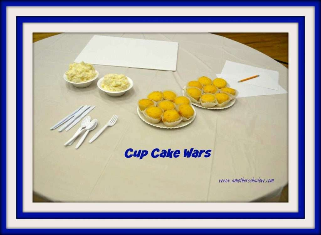 Cup Cake Wars