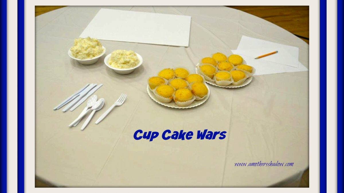 Cup Cake Wars 1