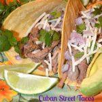 Cuban Street Tacos