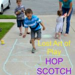 The Lost Art of Play – Hop Scotch