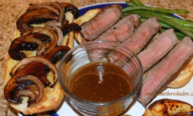 Marinated Steak Sandwich 2