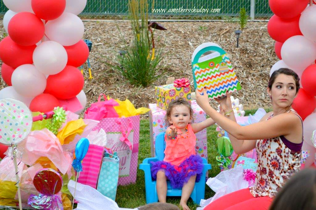 Candy Land Theme B-Day Party 8
