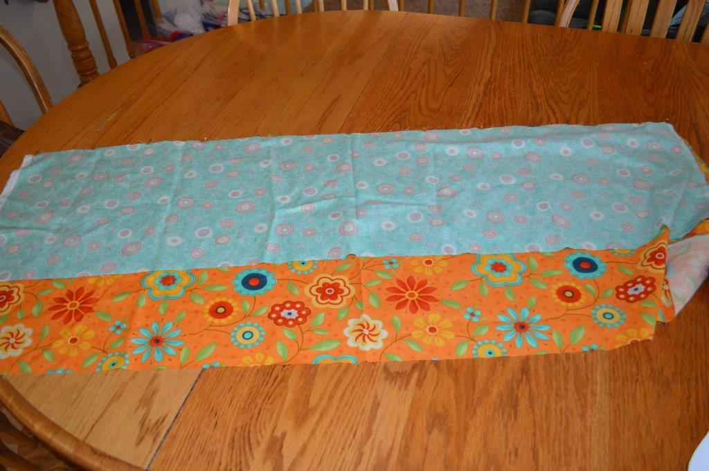 20 minute table runner