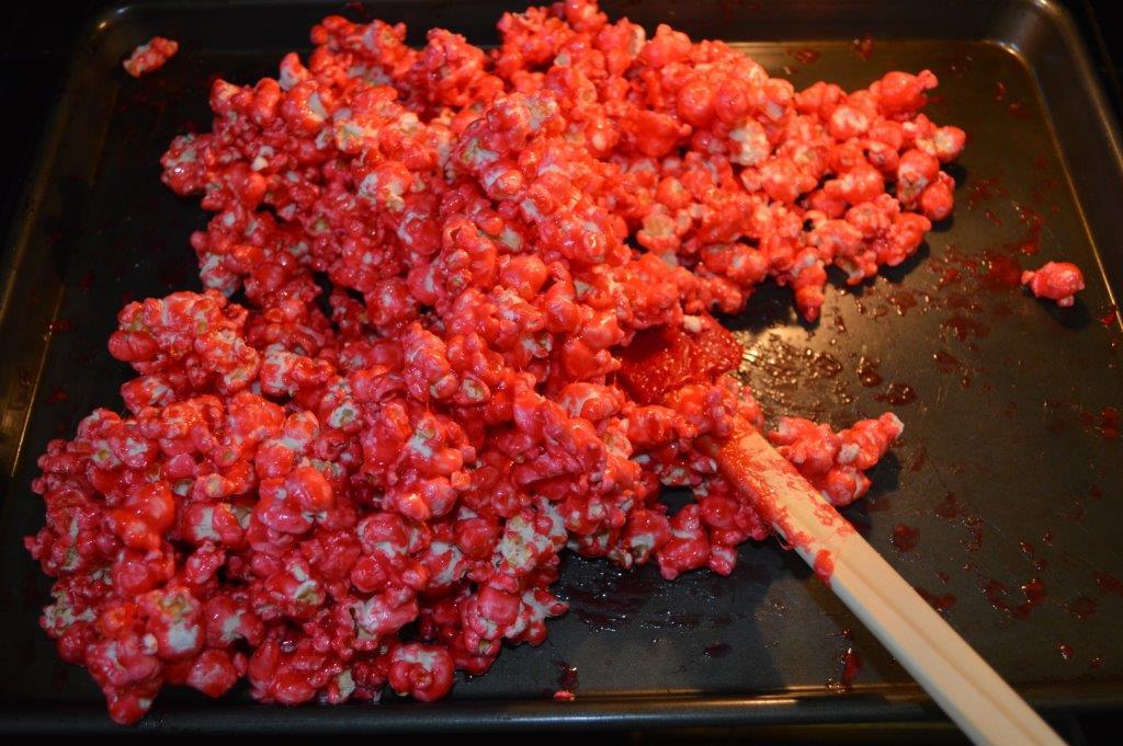 Kool Aid Popcorn 8