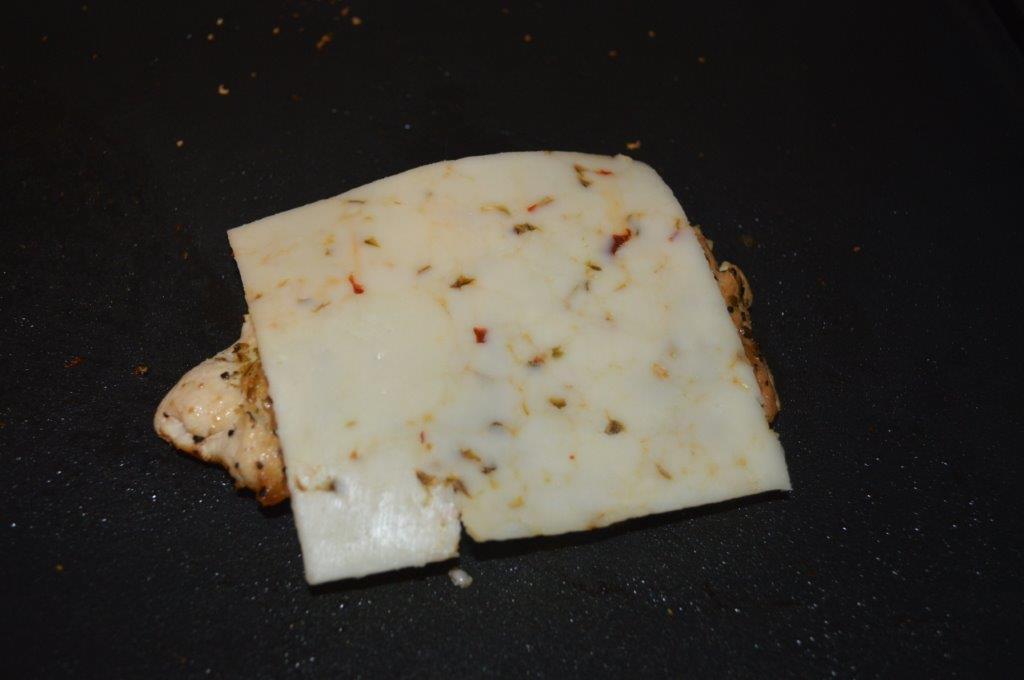 Frosted Chicken Sandwich 14