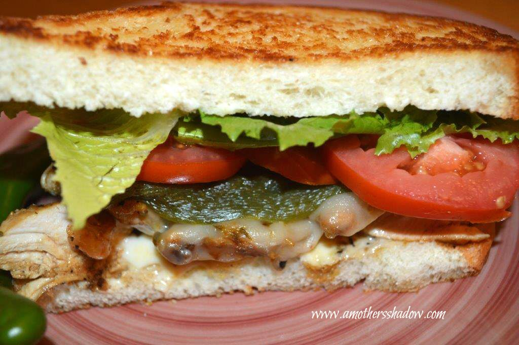 Frosted Chicken Sandwich 20