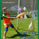 The Lost Art of Play – It's Water Time!