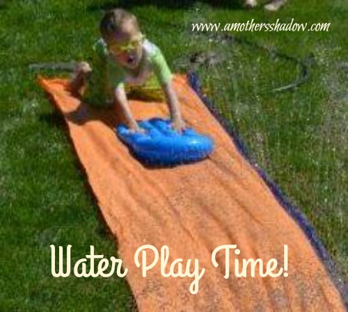 Water Play Time