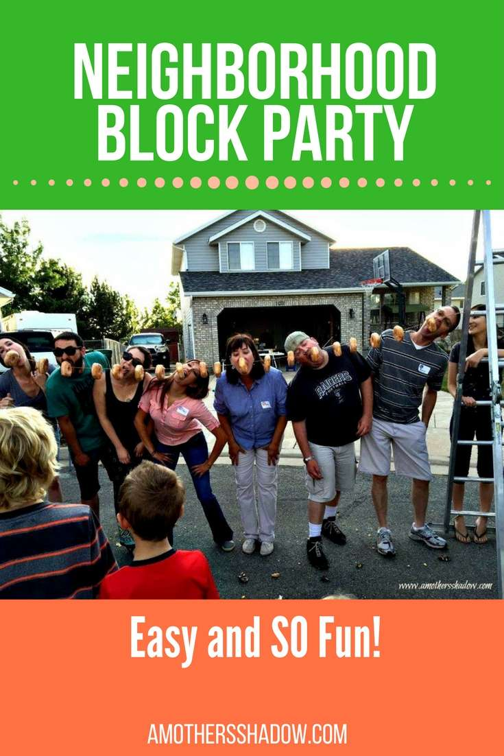 How To Host A Neighborhood/Block Party