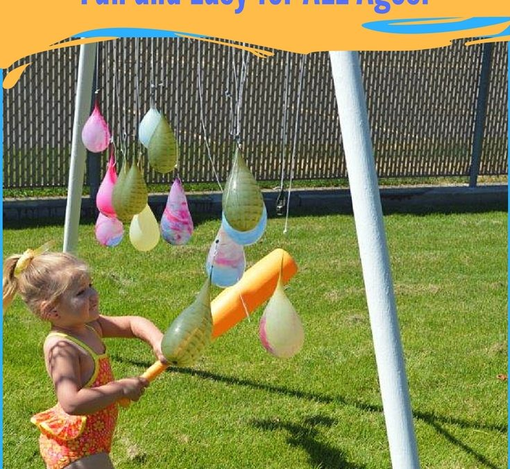 Mango Holidays For Single Parents: EASY Water Games For EVERYONE, Low Prep, High FUN