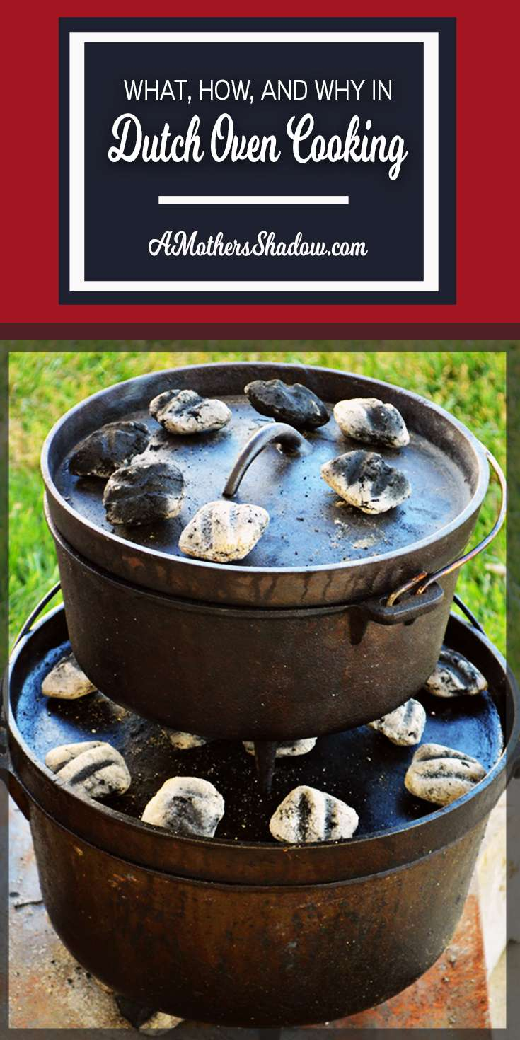 Basic information for dutch oven cooking
