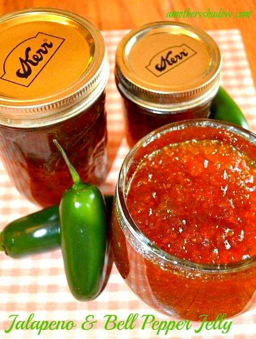 Jalapeno & Bell Pepper Jelly